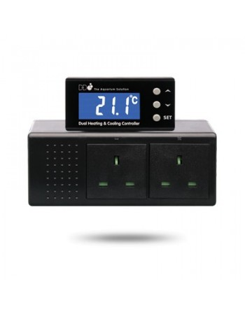 Dual Heating & Cooling Controller
