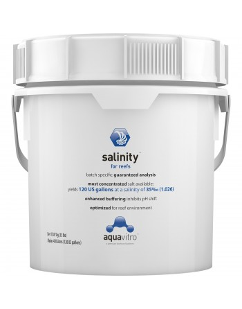 Salinity. Salt Aquavitro